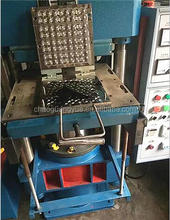 Higher efficiency rubber seal gasket moulding machine / rubber seal ring moulding machine / O-ring vulcanizer