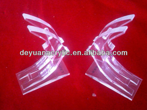 Clear Acrylic Art Craft with Promotional Gift