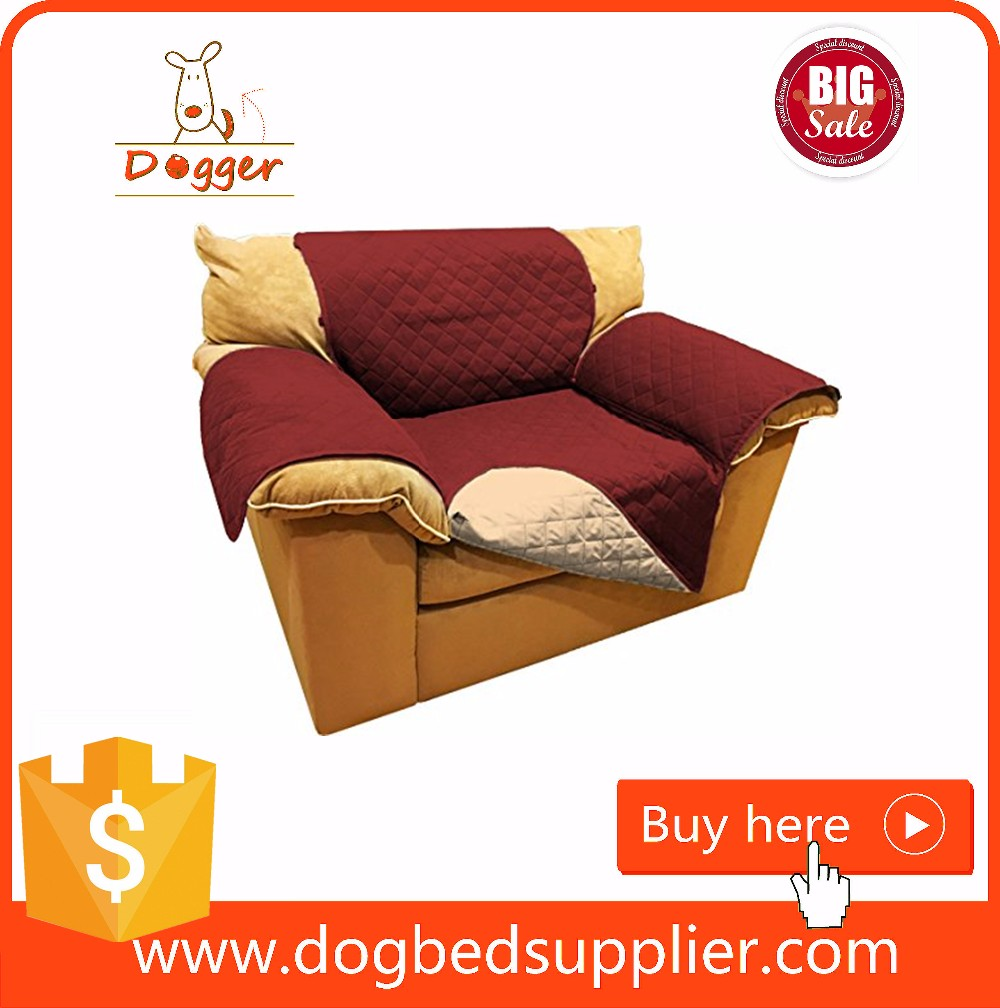 Single Seat Sofa Cover Pet/Dog/Cat Slip Cover Easy Wash and Keep l shape sofa cover