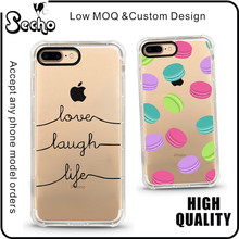 Fashion Paris Bumper Frame Cover Mobile Phone Case for iPhone 6 plus 7 6splus case 5.5inch Protect Camera Phone Case Cheapest