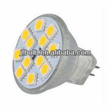 Auto LED Lamp MR11 G4 12S