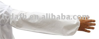 Non-woven sleeve protective disposables manufacturer with ISO CE FDA NELSON certifications