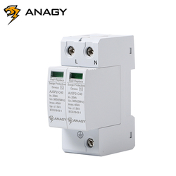 12 Months Warranty 385V Uc Lightning Surge Current Counter