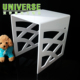 UNIVERSE wholesale table custom acrylic commercial office desk furniture