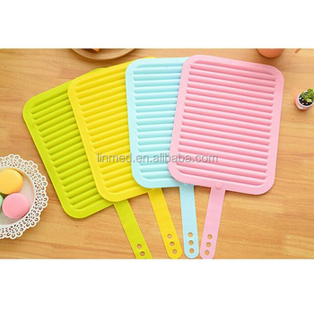 Food Grade Waterproof Mat Silicone Placemat Multipurpose Mat with good price