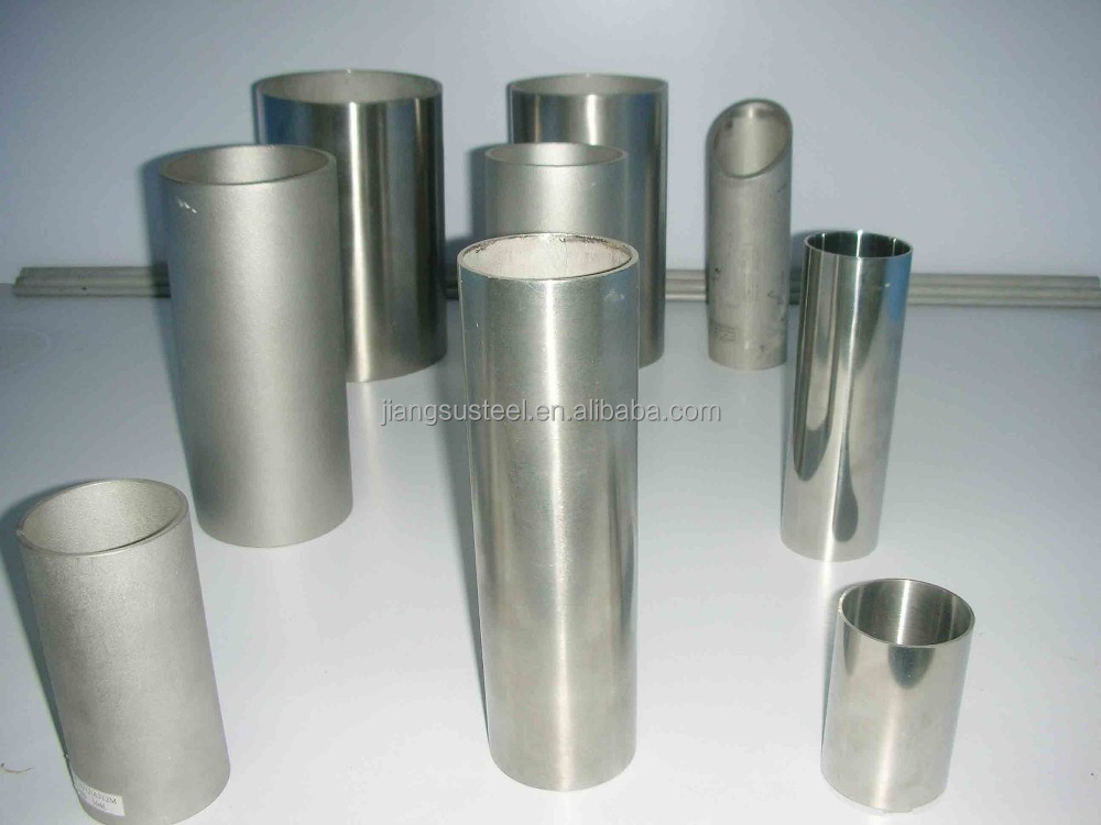 High quality 303 stainless steel welded pipe/tube/tubing from factory supplier
