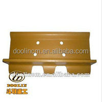 D65 D155 D40 Bulldozer track shoe track pads for CAT