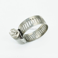 stainless steel spring band exhaust hose clamp