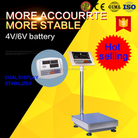 TCS Platform Digital 250kg Weighing Scales