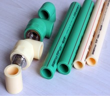Hot sale Environmental Green or White factory supply PPR Pipe