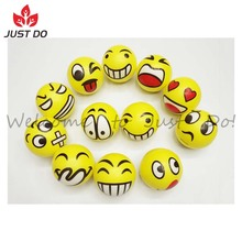 Favors Emoticon Funny Face Stress Relief Squeeze Ball