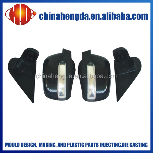 OEM car mirror mould/ car audio plastic moulding/ plastic car mirror mould