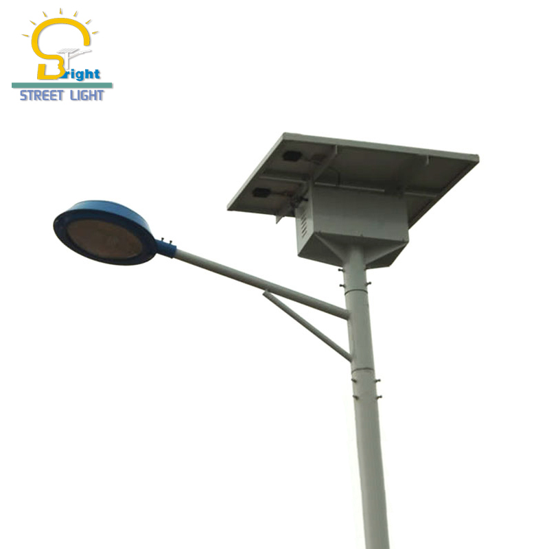 Outdoor BR Solar top battery ip66 5M pole led street light