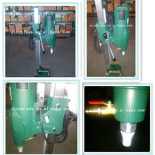 Hand electric vertical drilling machine