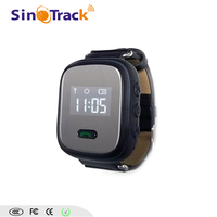 best quality smart gps adult watch tracker