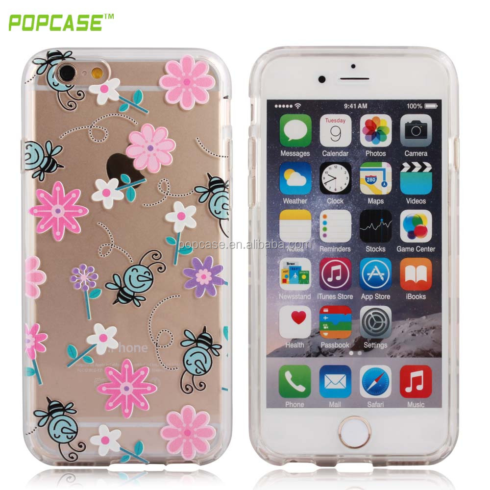 PC+TPU mobile phone case for iphone 6