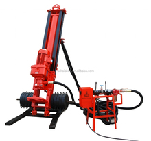 Pneumatic Type Electric Down The Hole Hammer Drill Rig KQD150B