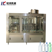 Good price of nature spring mineral water filling factory with great price