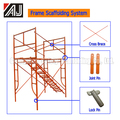 Guangzhou Manufacturer Supply Steel Frame Scaffold System