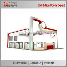 Factory price premium trade show booth 3x3 made in China