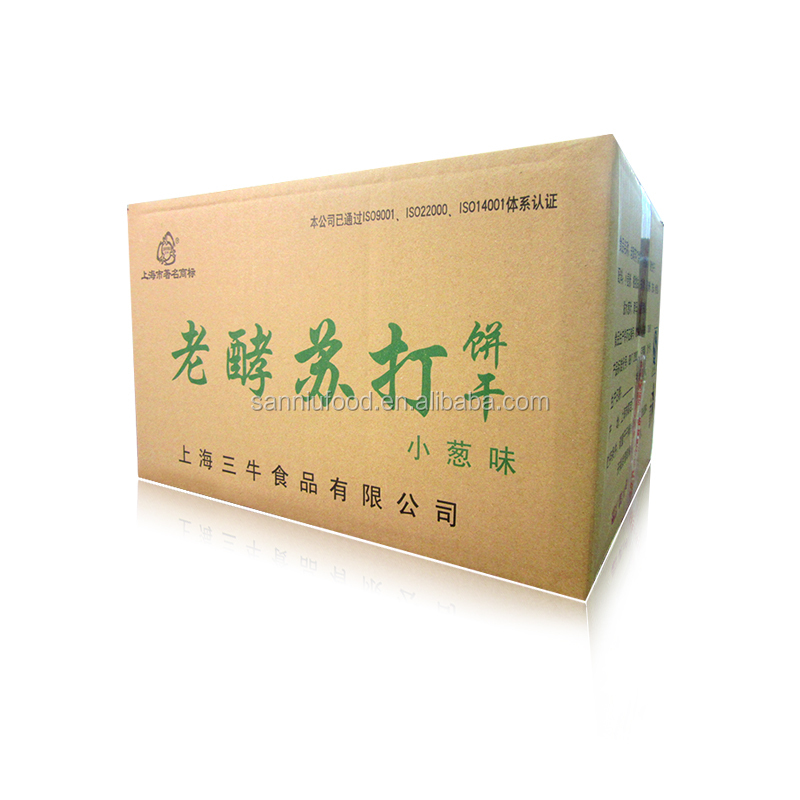Semi-hard Leaven onion soda cracker biscuit manufacturer