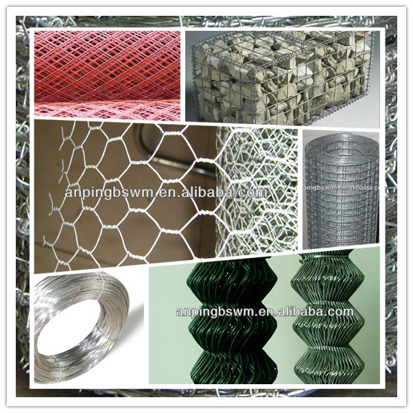 Galvanized expanded metal mesh price For Construction Decoration