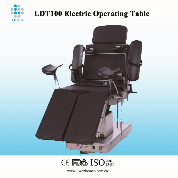 Cheapest! Electrical surgical operation room table LDT-100B