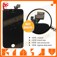 Alibaba online shopping For Apple iPhone 5G glass 100% original Copy LCD displays for iPhone 5 complete