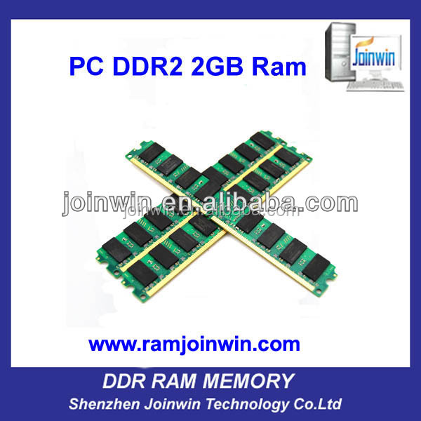 Tested ddr2 2gb ram memory computer hardware software