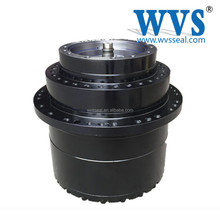 China Supplier Daewoo excavator DH220-5 final drive assembly travel motor excavator parts travel reduction gearbox assy