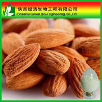 Hot selling Semen Armeniacae Amarum P.E., Bitter Apricot Seed Extract Amygdalin B17