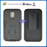 Belt Clip Holster Kickstand case For Samsung Epic 4G Touch D710