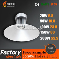 Industrial used 70W UL CE CB LED High Bay Light