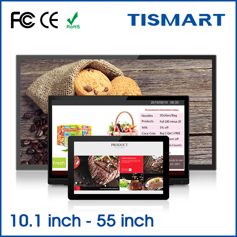 Tismart usb media player android game player android tablet cd player