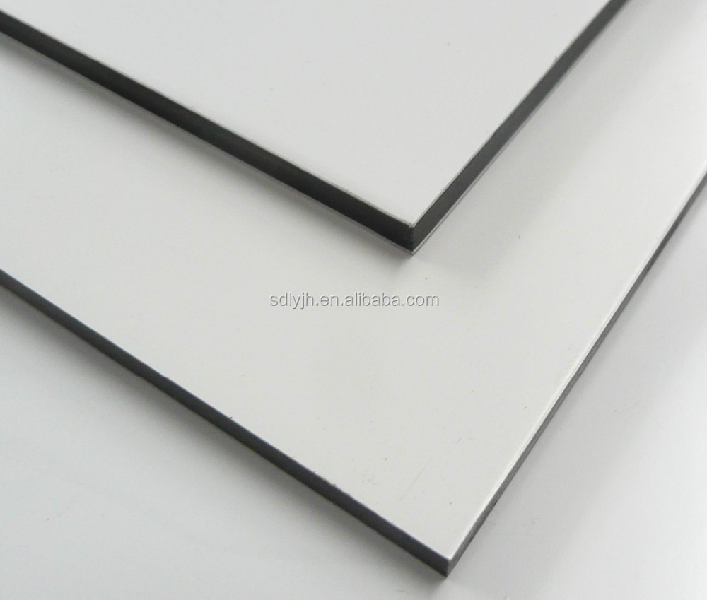 4mm exterior wall cladding panel, fiberglass wall cladding decorative panels