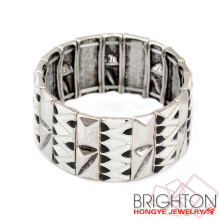 Fashion Triangle Pattern Stretch Bracelets & Bangles BT5-2079