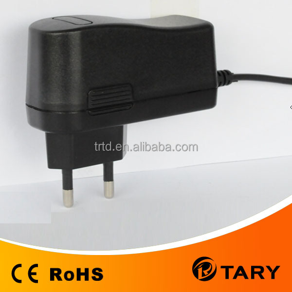 5v 2000ma ac dc wall mount power adapter