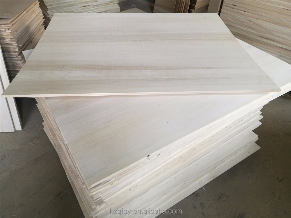 China Supplier Paulownia and Poplar combine LVL plywood