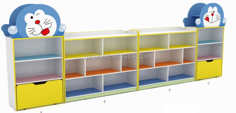 Classroom Design And Delivery : Cartoon type kindergarten furniture classroom