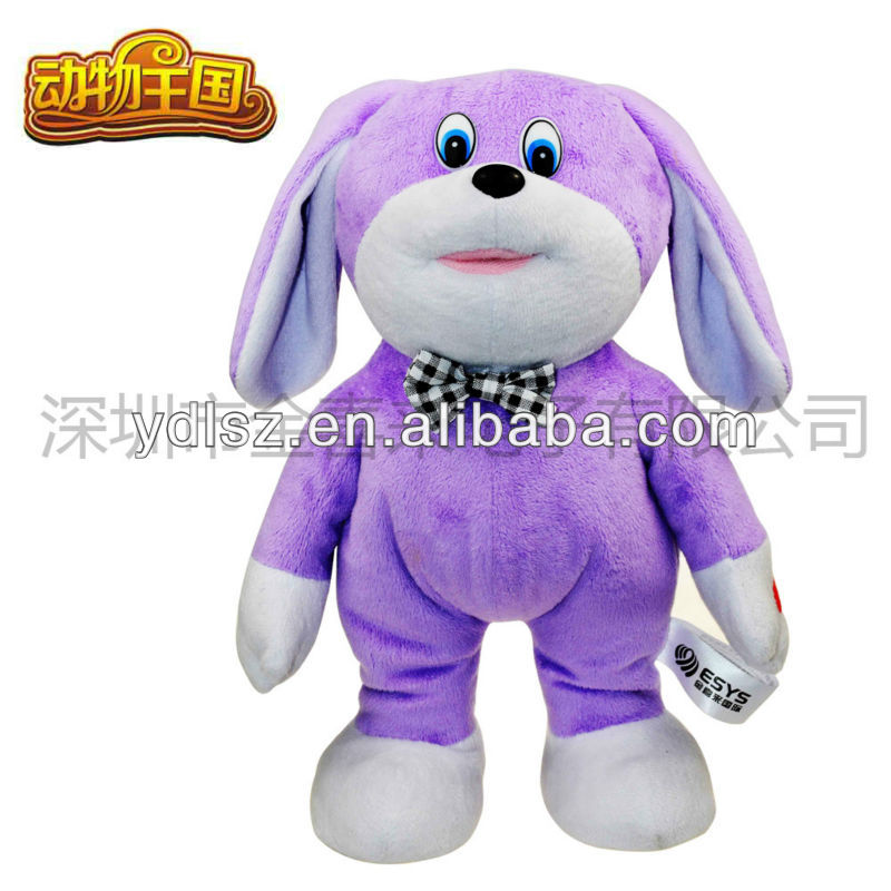 singing and dancing toys with plush for kids