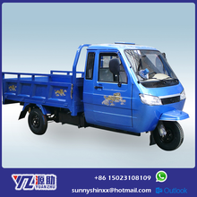 Best Sales 800CC Big Displacement Heavy Load Cargo Tricycle