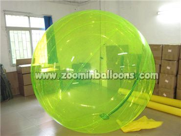 2m Diameter Water Balls for Pools, Lakes, Beaches WB22