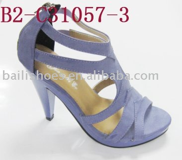 2014 new style high heel lady shoes,elegant sandal for ladys