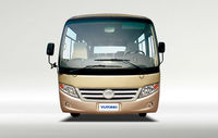 New 15 seater bus ZK6608D China minibus price for sale