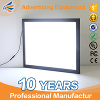 Wholesale magnetic acrylic light box sign with low power consumption for digital shops