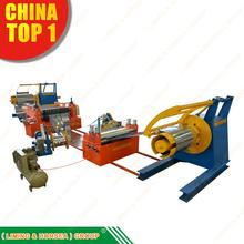 hr metal cutting machine /steel coil slitting machinery of different series