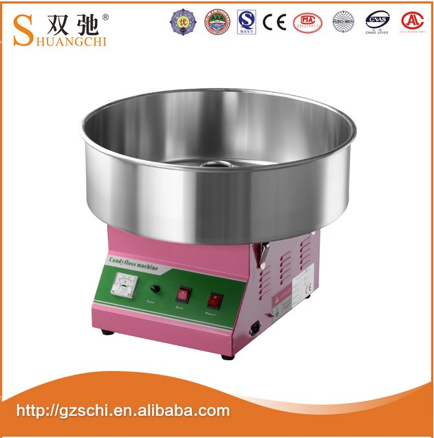 Lower Price Commercial Electric Type Candy Floss /Cotton Candy Machine (SC-M9)