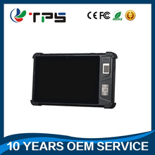 8.8inch Sensitive touch screen IP65 industrial grade tablet pc with fingerprint with GPS
