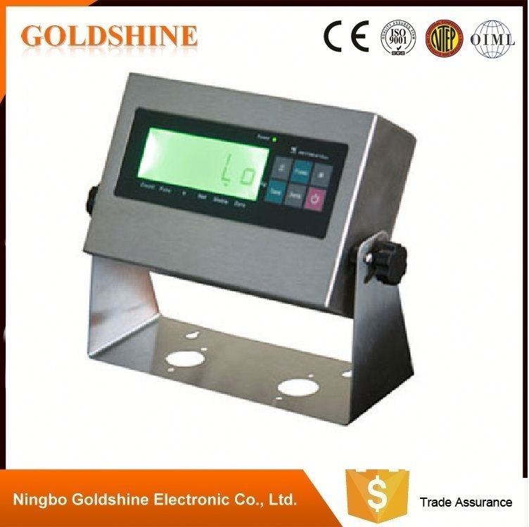 On-time delivery factory directly waterproof weighing indicator