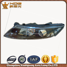 PC PP ABS moving head lights for HY Sorento assembly